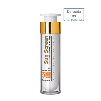 Frezyderm Color Velvet Face Cream Spf 50+ 50 Ml