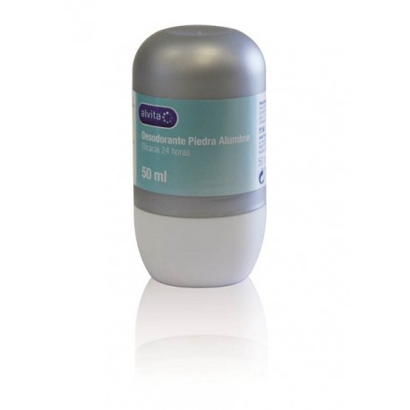 Alvita Desodorante Piedra Aluminio 50ml