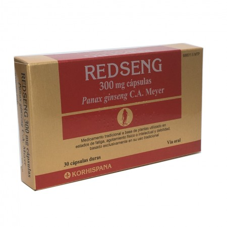 Redseng 300 Mg 30 Caps