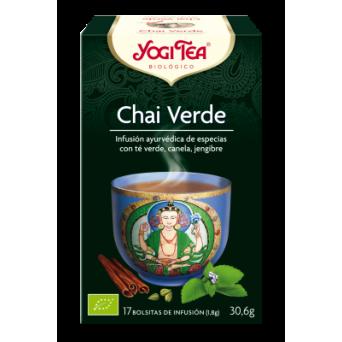 Yogi Tea Chai Verde 17 Infusiones