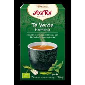 Yogi Tea Té Verde Harmonía 17 Infusiones