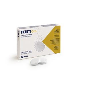 Kin Oro Tabletas Limpiadoras 30 Uds