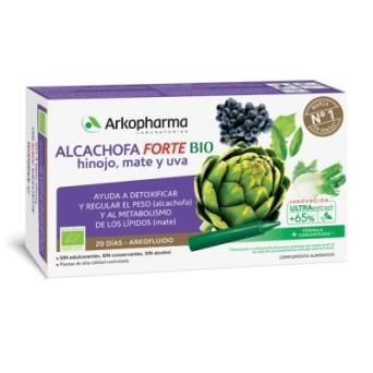 Arkopharma Alcachofa Forte Bio 20 Uds