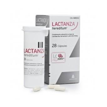 Lactanza Hereditum 28 Caps