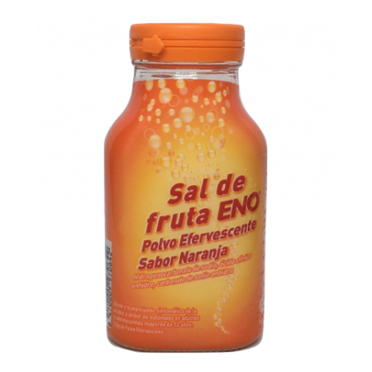 Sal De Fruta Eno Naranja Polvo Oral Efervescente