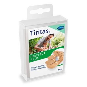 Tiritas® Protect Plus 30 Uds Combinadas