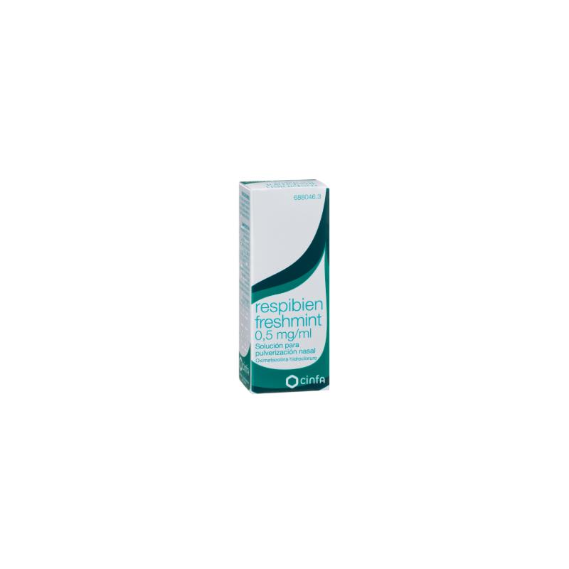 Respibien Freshmint 0.5 Mg/Ml Nebulizador Nasal