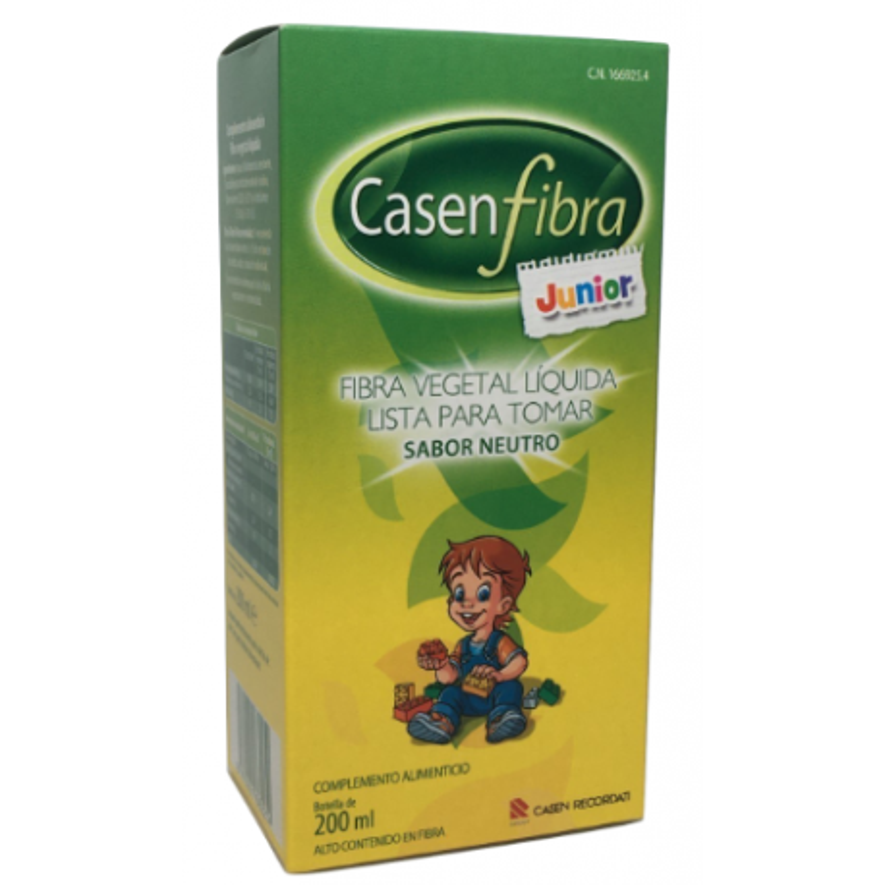 Casenfibra Junior Botella 200ml
