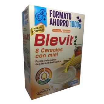 Blevit Plus 8 Cereales Miel 1000 G