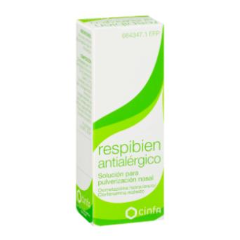 Respibien Antialergico Nebulizador Nasal 15 Ml