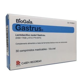 Gastrus 30 Comp Masticables