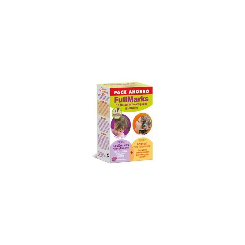 Full Marks Kit Loción + Champú