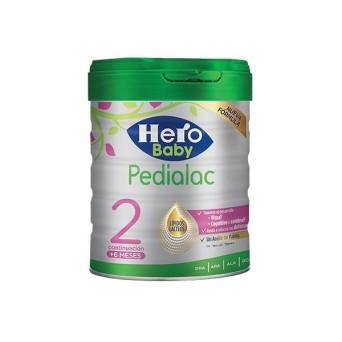 Hero Baby Leche Pedialac 2 800g