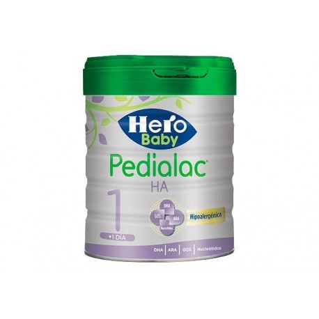 Hero Baby Leche Pediatrica Ha1 800g