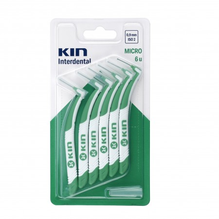 Kin Cepillo Interdental Micro 6 Uds