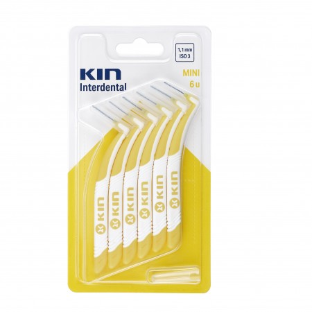 Kin Cepillo Interdental Mini 6 Uds