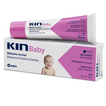 Kin Baby Bálsamo Encías 30 Ml