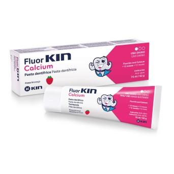 Fluorkin Calcium Pasta Dentífrica 75 Ml