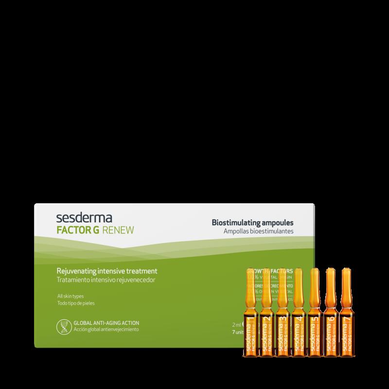 Factor G Renew 7 Ampollas Biostimulantes