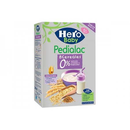Hero Baby Papilla 8 Cereales 340 g