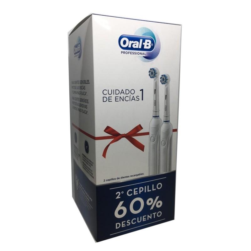Oral B Cepillo Eléctrico Pro1 Duplo
