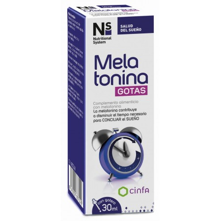 NS Melatonina Gotas 30 ml