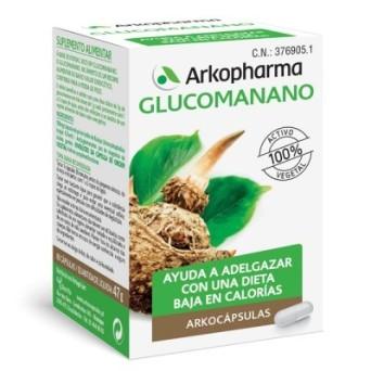 Arkocapsulas Glucomanano Konja 80 caps