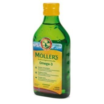 Moller´s Aceite De Bacalao 250 Ml