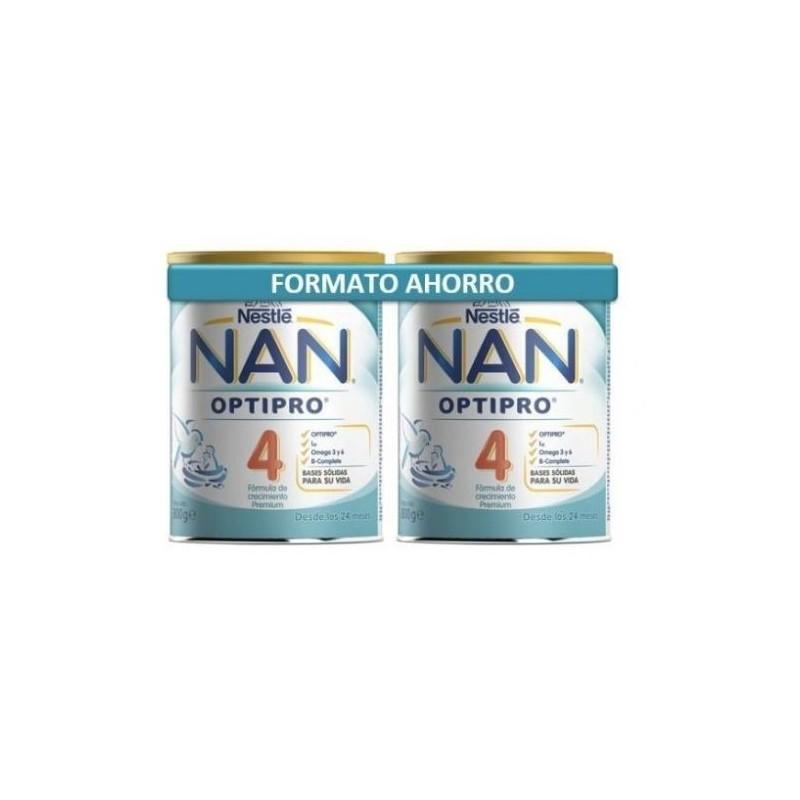 Nan Optipro 4 Duplo 2 X 800 G
