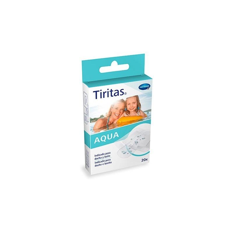 Tiritas Aqua 20 Unidades