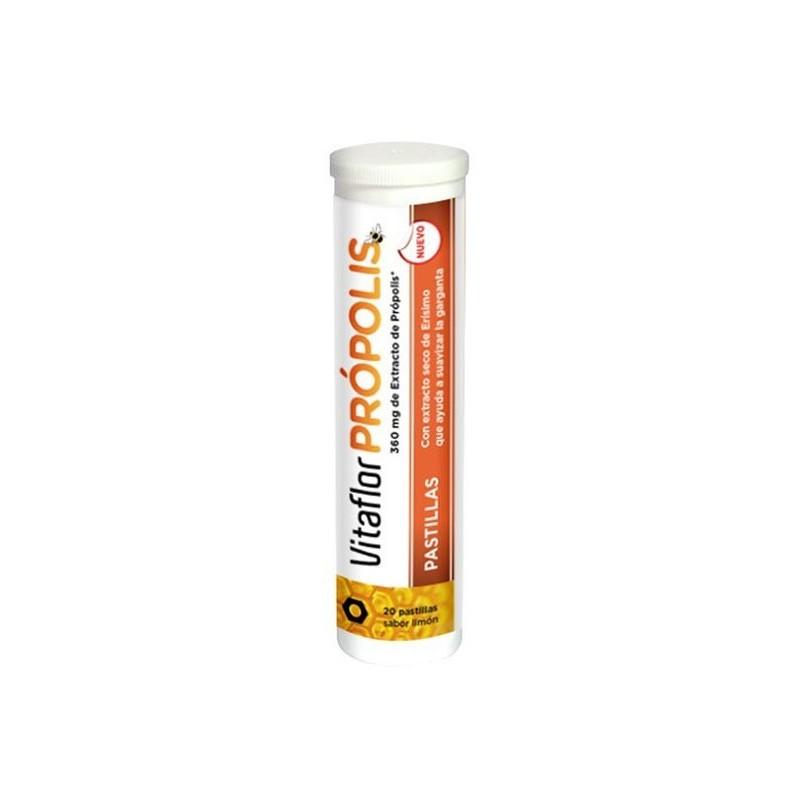 Vitaflor Propolis Pastillas para Chupar 20 Uds