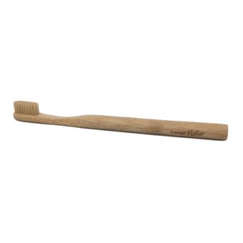 Lacer Cepillo Natur Bambú Medio
