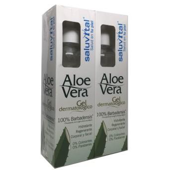 Saluvital Aloe Vera Dermatológico 2 X 250ml