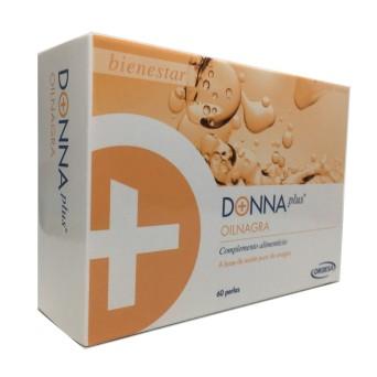 Donnaplus+ Oilnagra 60 perlas