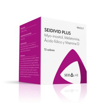 Seidivid Plus 15 Sobres