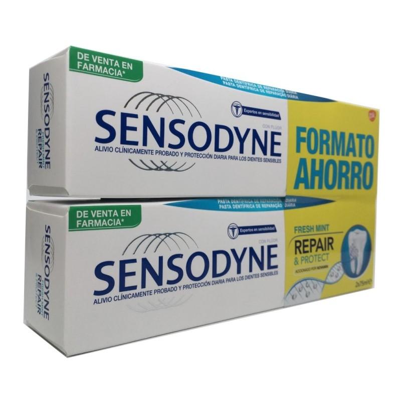 Sensodyne Repair & Protect 2 X 75 Ml