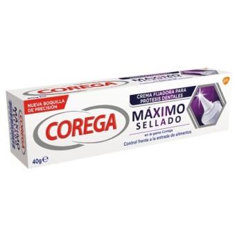 Corega Máximo Sellado Crema Fijadora 40 g