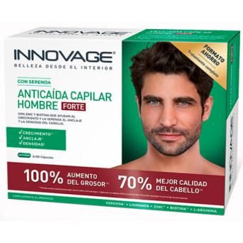 Innovage Anticaida Hombre Forte 2 X 30 Comp