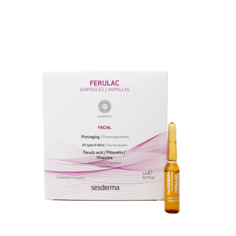 Ferulac Ampollas Liposomales 5 X 2 Ml