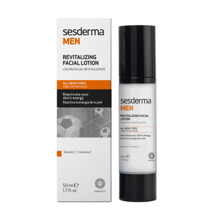 Sesderma Men Loción Facial Revit. VCF 50 Ml