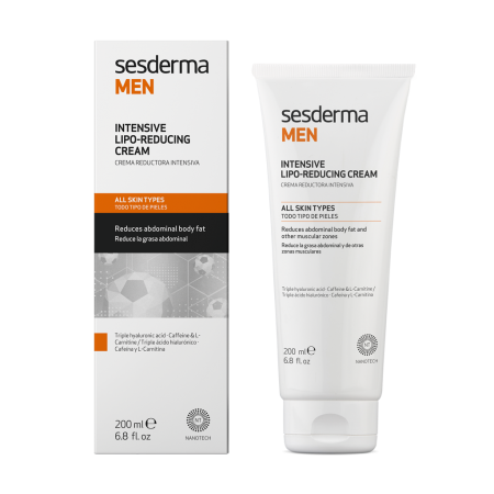Sesderma Men Crema Reductora Intensiva 200 Ml