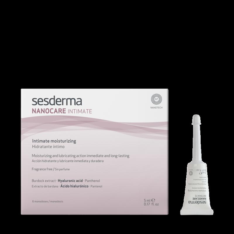 Nanocare Intimate Hidratante Íntimo 6 x 5ml