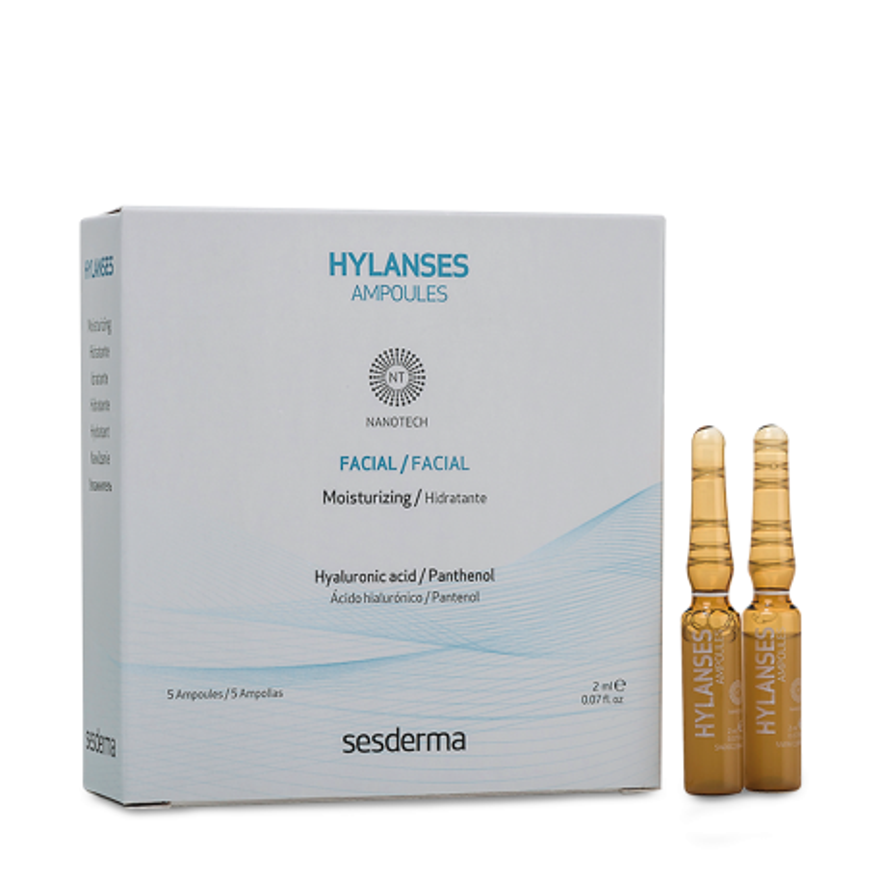 Hylanses 5 Ampollas Hidratantes Lipoceuticals 2