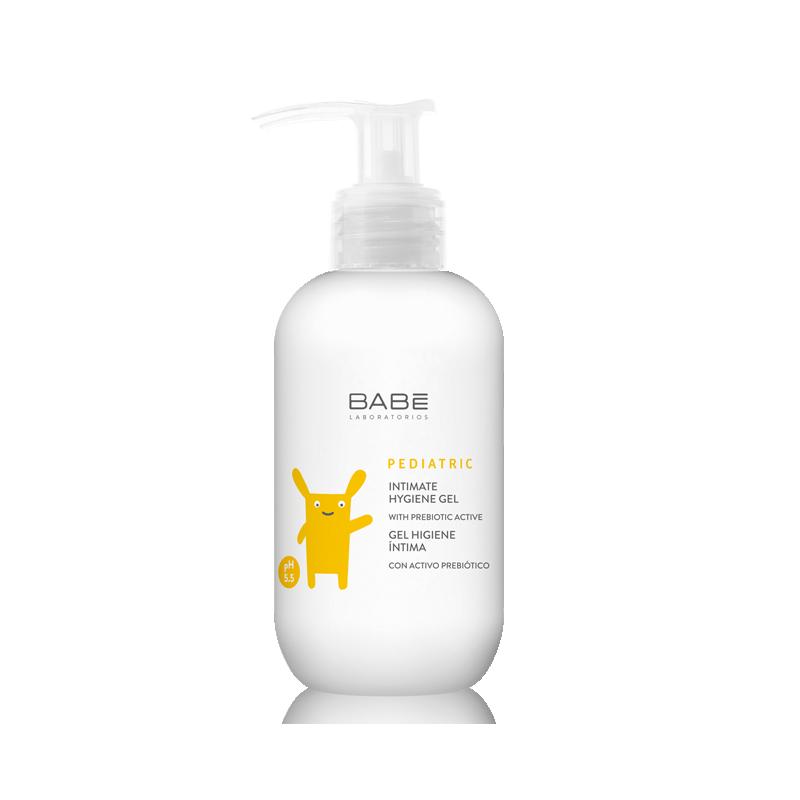 Babe Gel Higiene Íntima Pediátrico 200 ml
