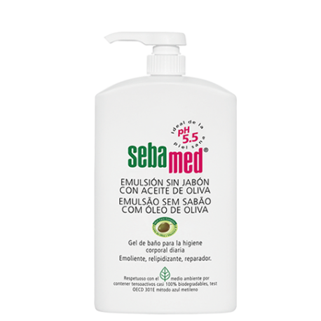 Sebamed Emulsion Aceite De Oliva 1000 Ml