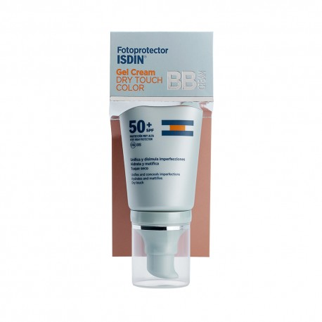 Isdin Fotopro Gel-Crema Dry Touch Color SPF 50+