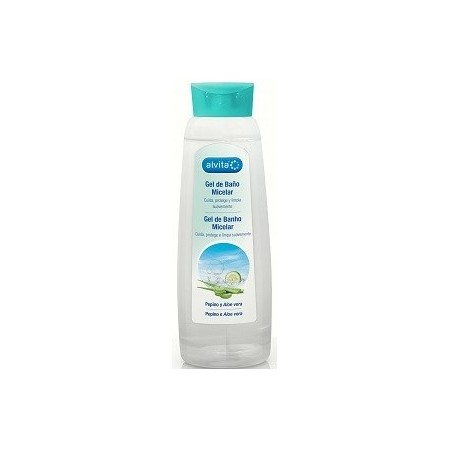 Alvita Gel Baño Micelar 750 Ml