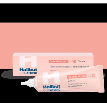 Halibut Cuidatopic Crema Brote Atopia 30 Ml