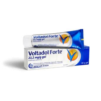 Voltadol Forte 23.2 Mg/G Gel Topico 50 G