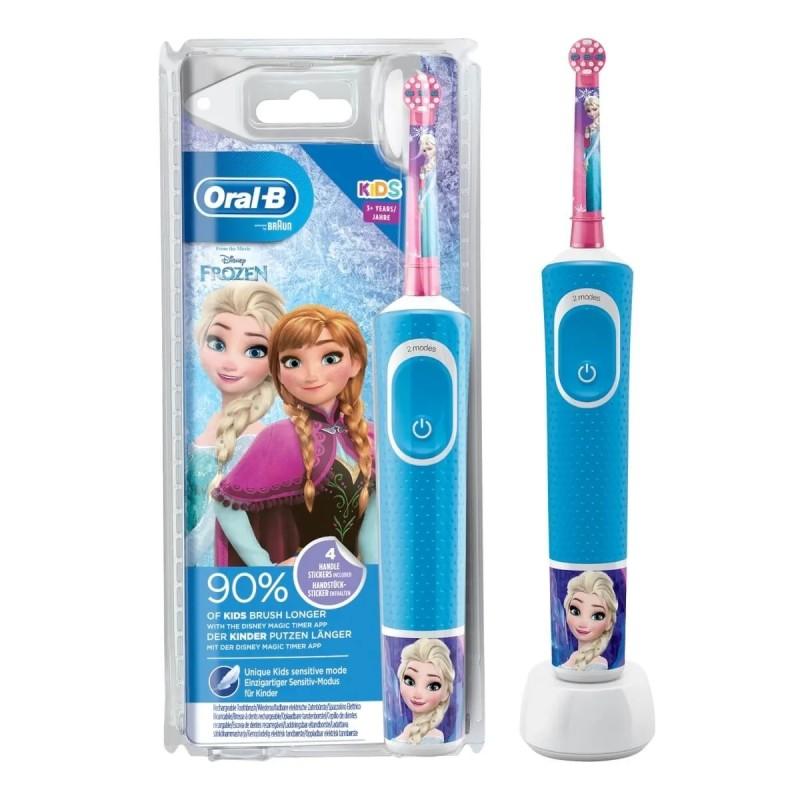 Cepillo Dental Electrico Infantil Oral-B Frozen